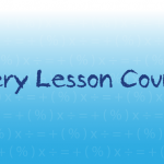 Every Lesson Counts