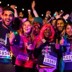 Cancer Research UK's Shine 10k Night Walk Liverpool 2019