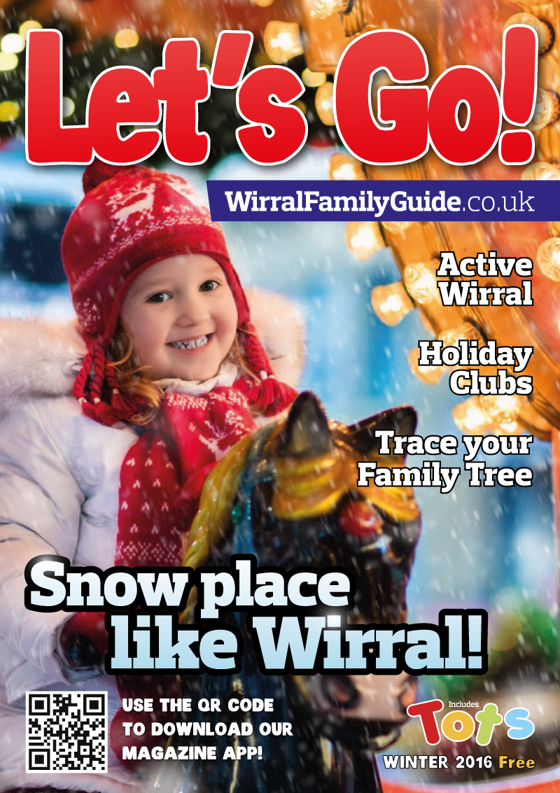 Front Cover of Let's Go! Magazine Winter 2016