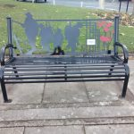 World War One Commemorative Bench